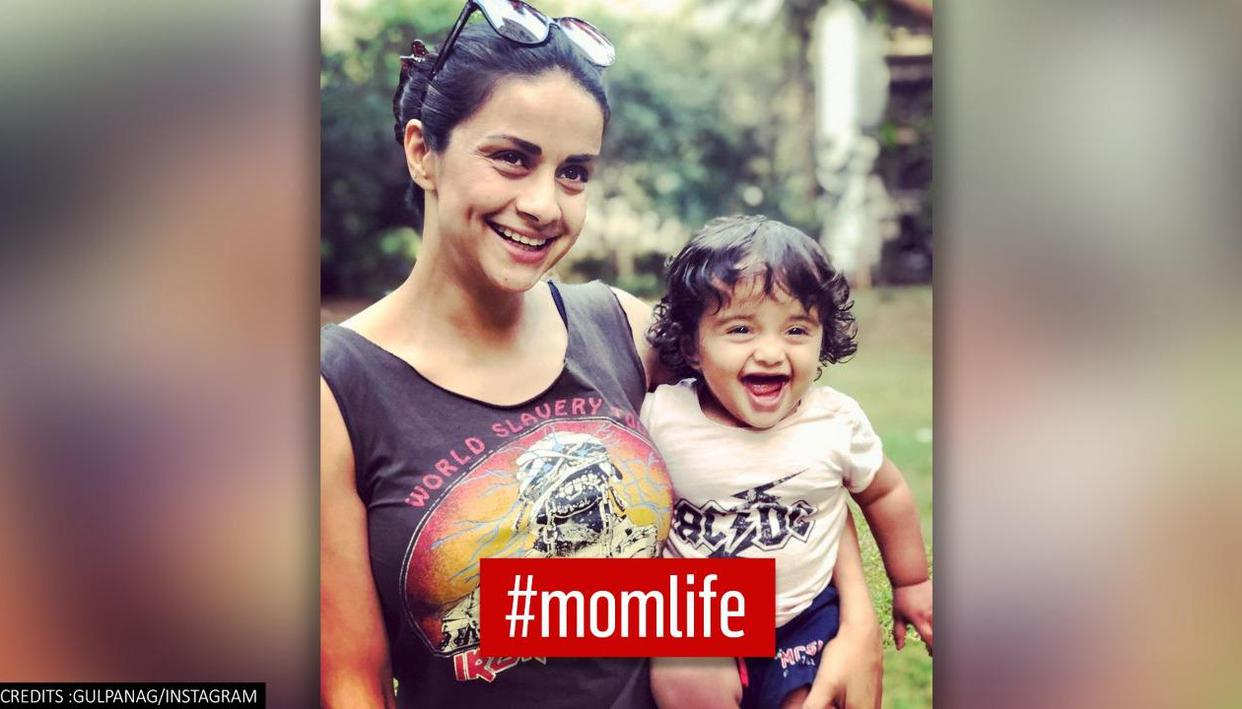Gul Panag shares throwback pic but something else has caught everyone's attention