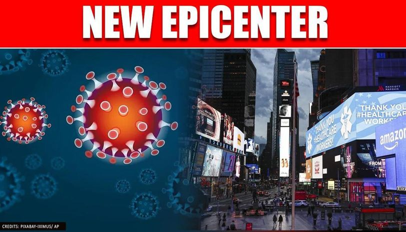 New York becomes new epicenter of coronavirus in the US, government takes drastic measures