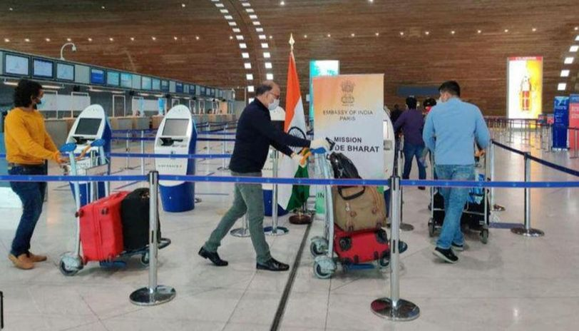Weekly flights to London commenced from Goa airport under air bubble