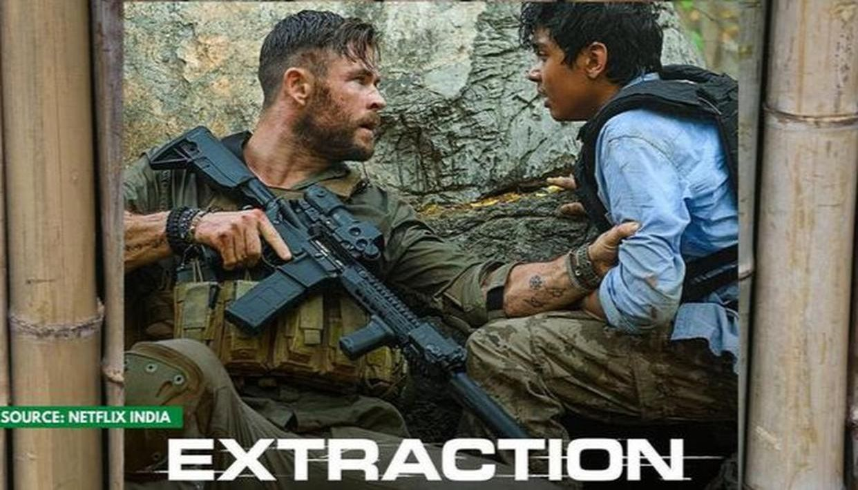 Chris Hemsworth S Role In Extraction Was First Offered To This Actor Learn Trivia Republic World