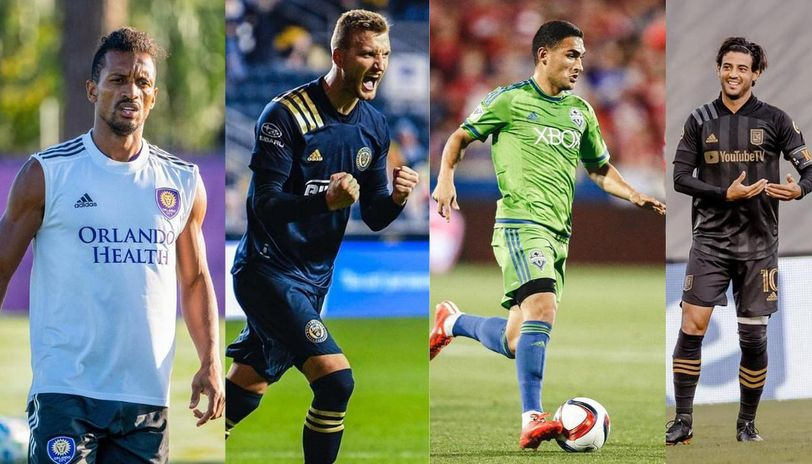 MLS playoff picture