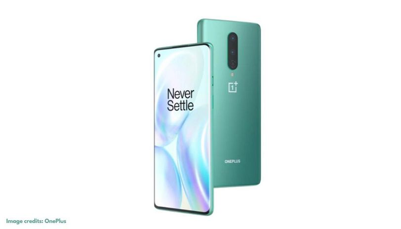 OnePlus 8 and OnePlus 8 prices in India