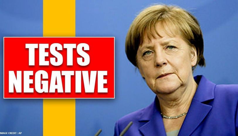COVID-19: Germany breathes easy as Chancellor Merkel tests negative for coronavirus