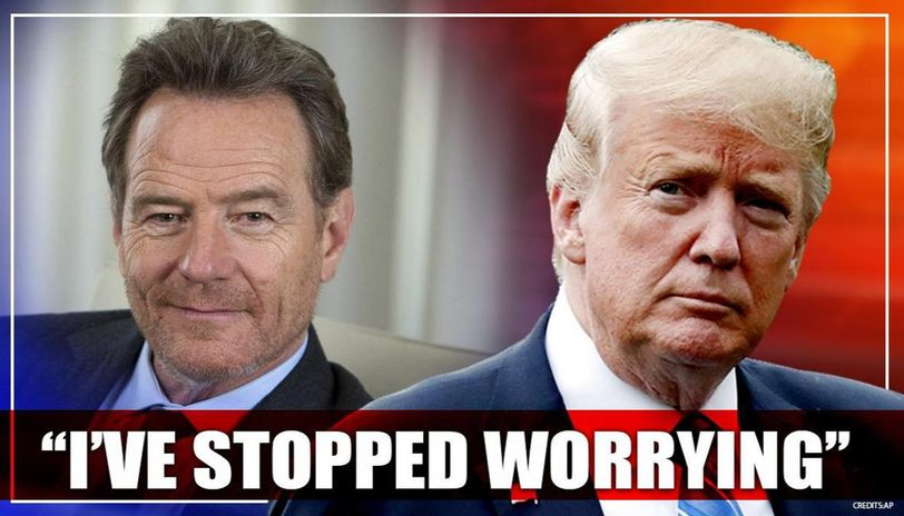 Bryan Cranston says Donald Trump 'not sane' amid controversial statement, shares worry