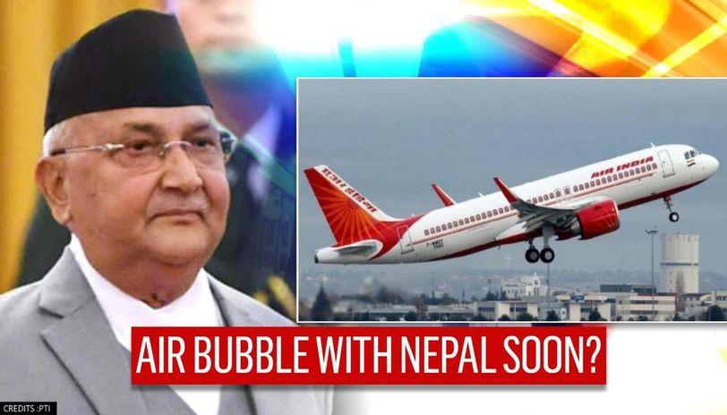 nepal to send  u0026 39 positive response u0026 39  on india u0026 39 s air bubble