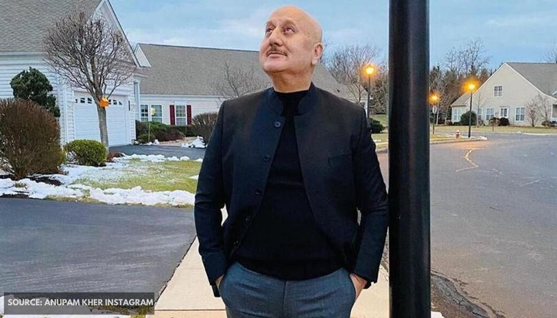 Anupam Kher receives 'gift of a lifetime' from Lata Mangeshkar, calls it 'therapeutic'
