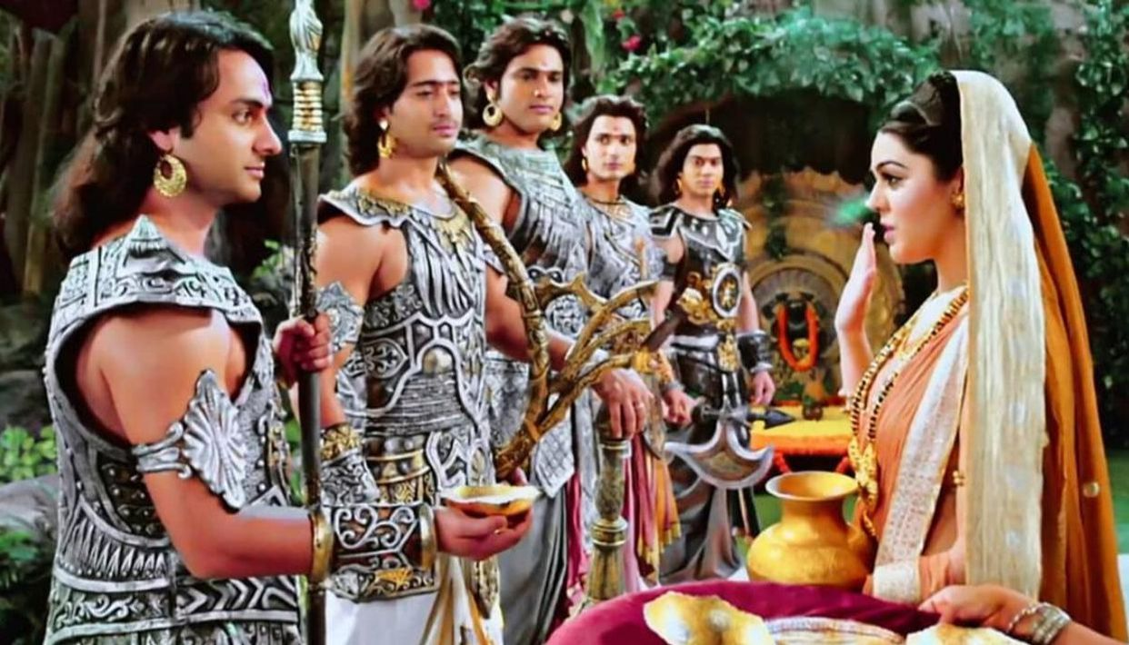 Mahabharat Star Plus Cast List Of Actors And The Characters They Play Republic World