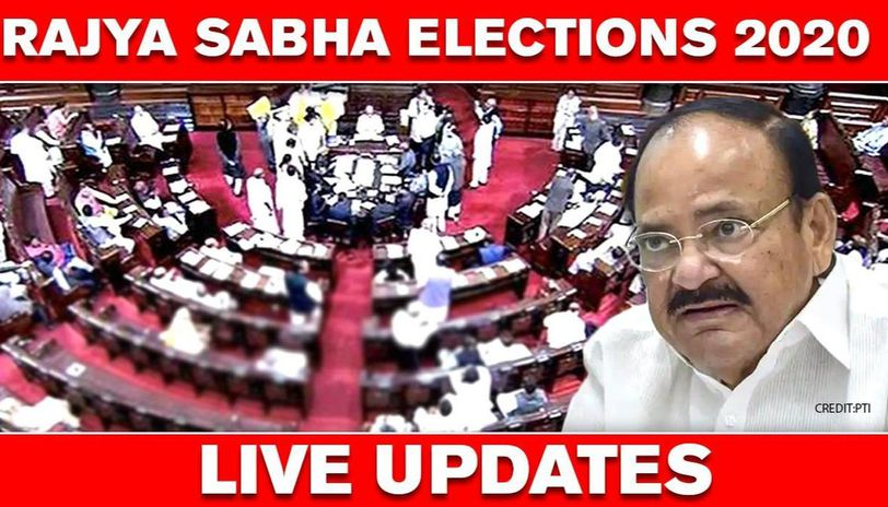 2020 Indian Rajya Sabha elections