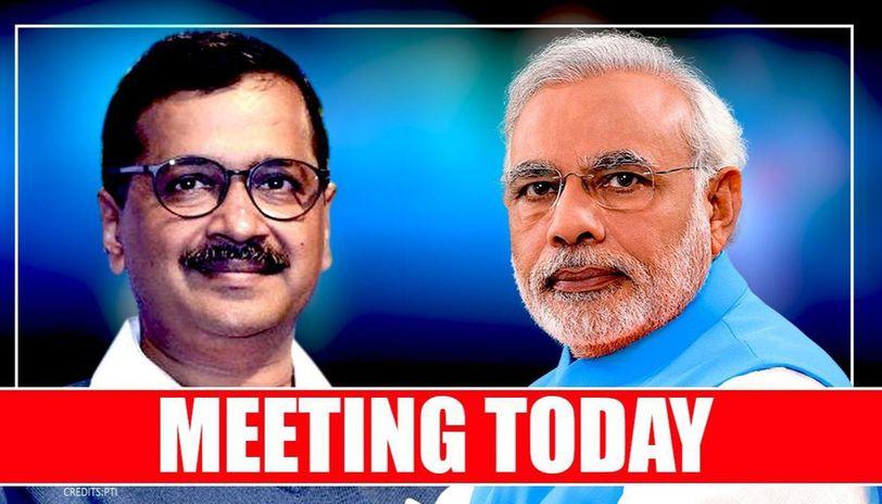 Delhi: Arvind Kejriwal scheduled to meet PM Modi, first after Delhi elections