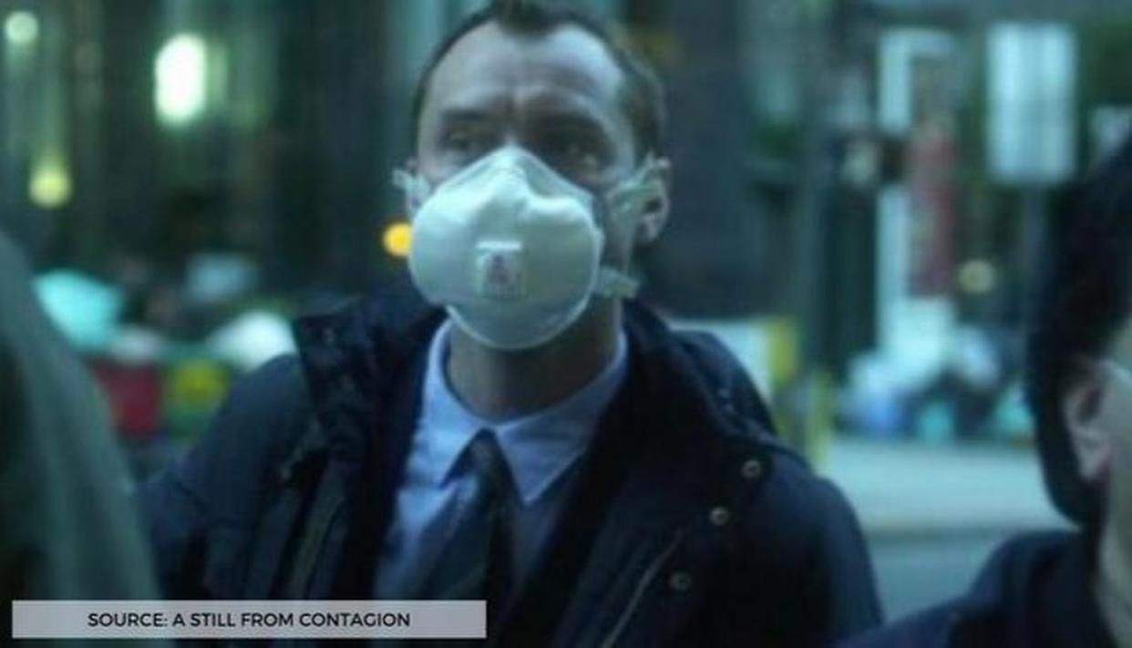 Why Steven Soderbergh`s `Contagion` is most-searchable film amidst coronavirus outbreak
