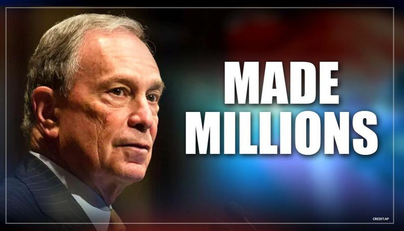 Trumps presidency may have saved Bloomberg alot of money
