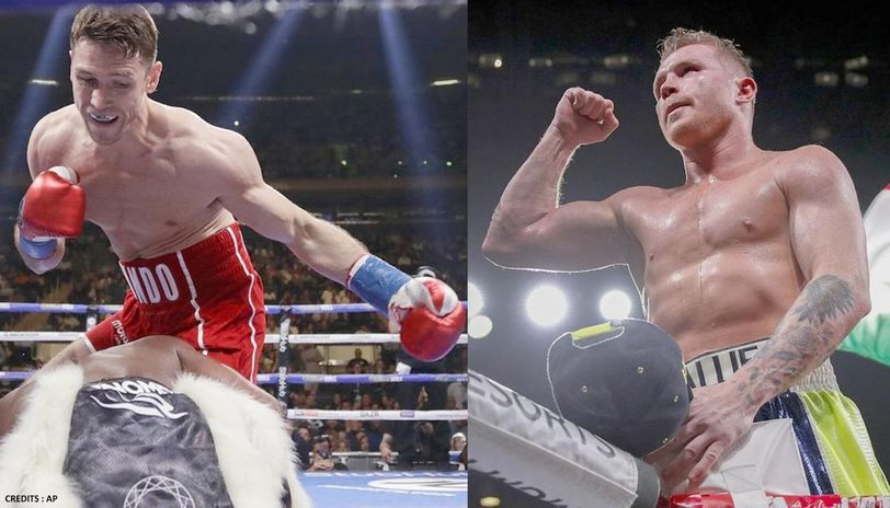 Canelo Alvaez to face Callum Smith on December 19 in the US