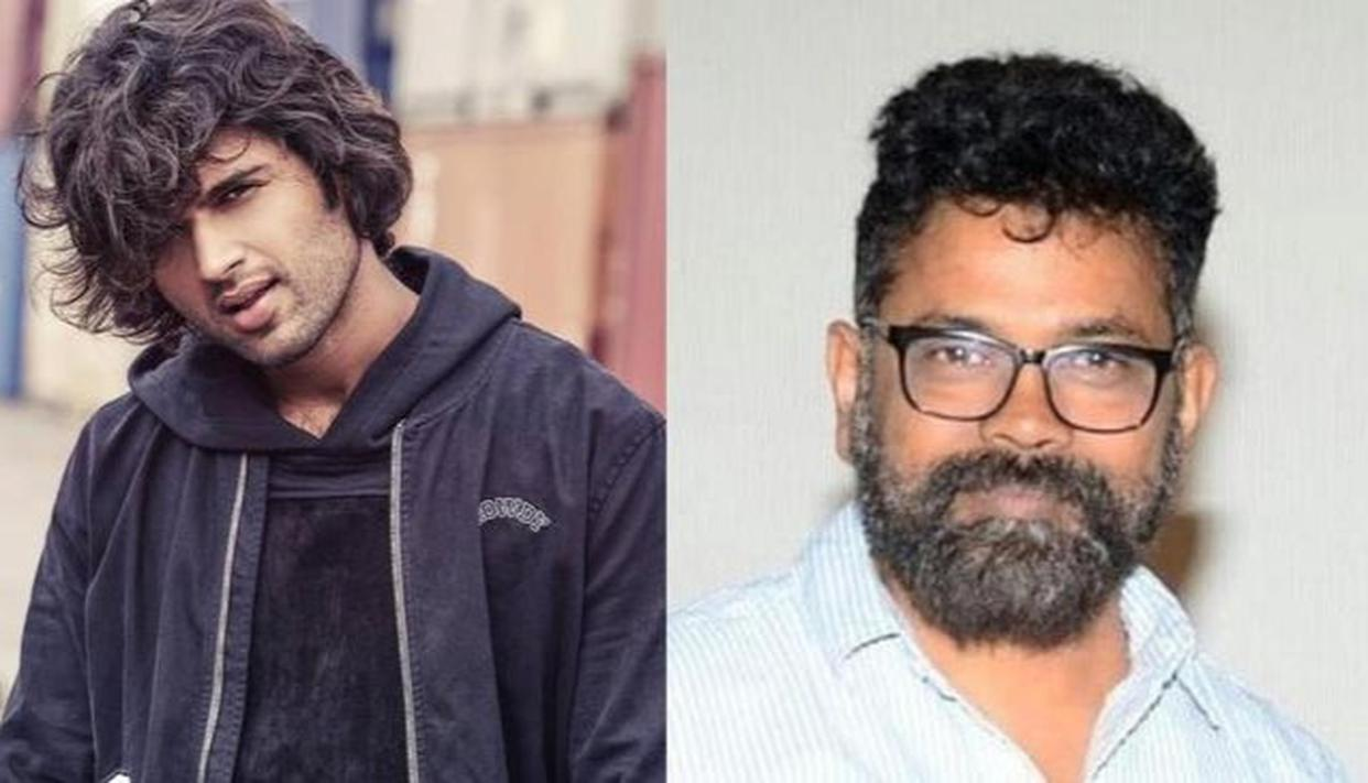 Vijay Deverakonda, Sukumar's new project has fans excited for its release; take a look - Republic World