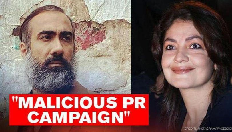 Ranvir Shorey alleges he was abused by Pooja Bhatt, her ... |Ranvir Shorey Pooja Bhatt