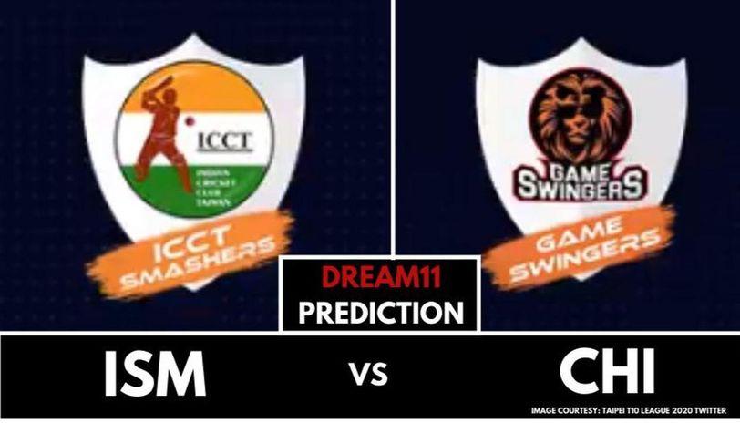 ISM vs CHI dream11