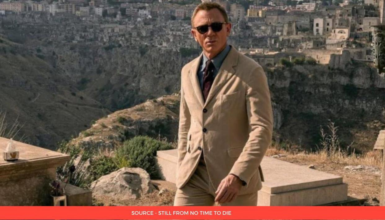 'No Time To Buy': The latest James Bond film will not release on OTT, says MGM studios