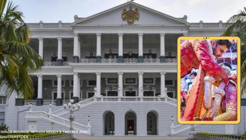 Falaknuma Palace photos