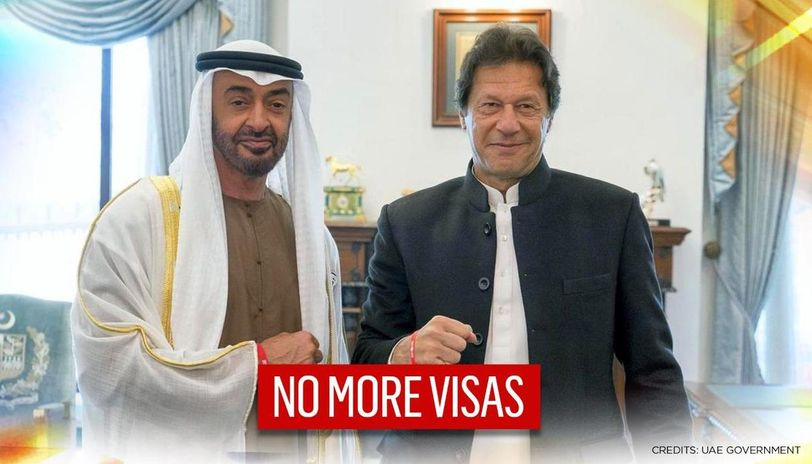 Uae Suspends Issuance Of New Visas To Pakistan Among 11 Other Countries Pak Replies