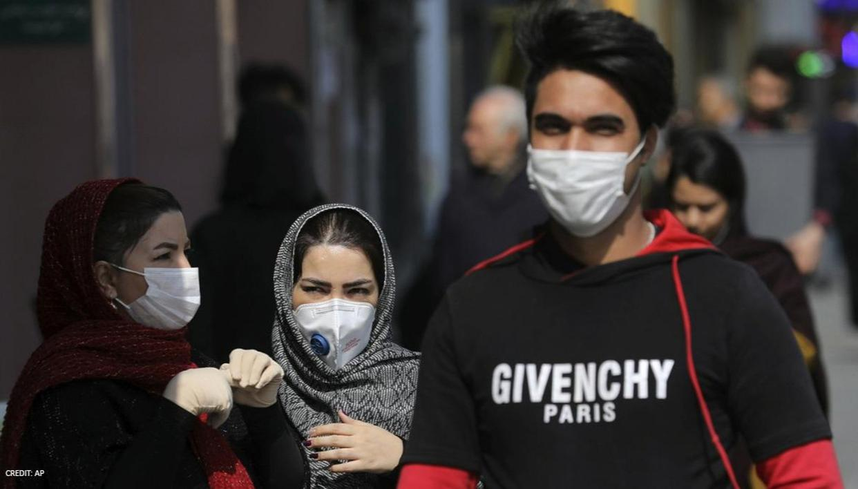 Iran reports 43 new coronavirus deaths, lets go almost 70,000 prisoners