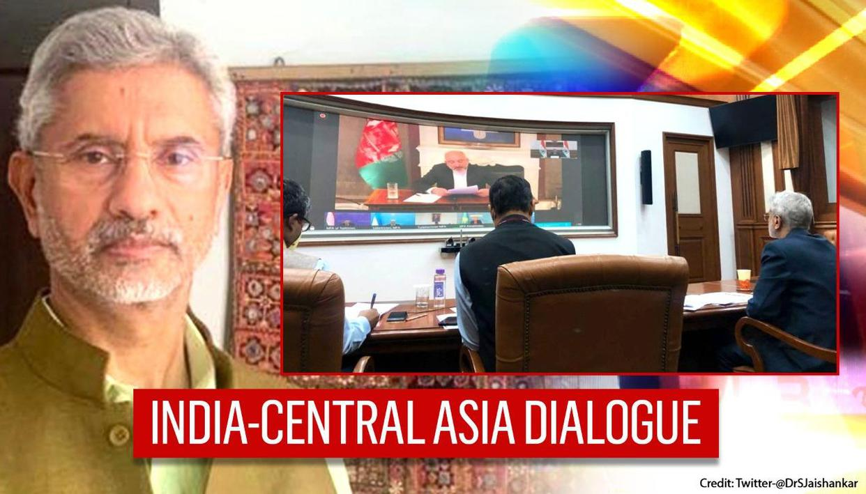 EAM Jaishankar attends 6-nation India-Central Asia dialogue; Afghanistan also joins in