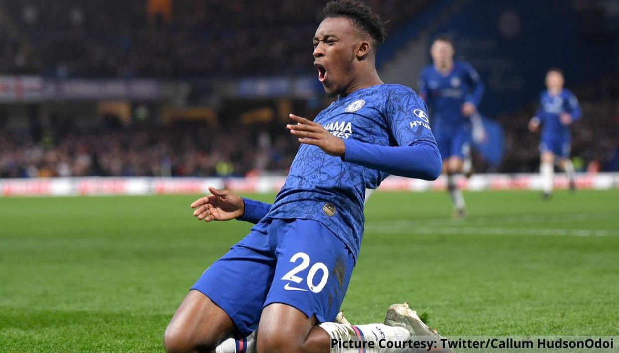 Coronavirus: Chelsea's Hudson-Odoi tests positive for COVID-19