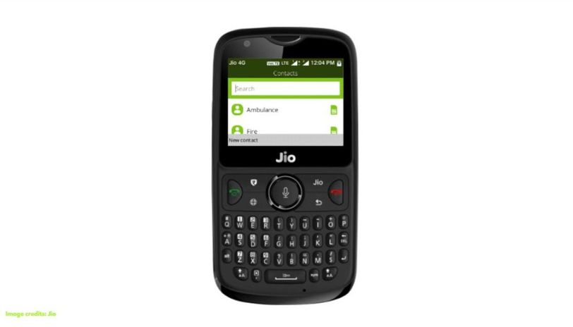 How to block number in Jio phone