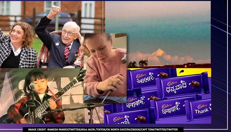 Good News: Cadbury launches limited edition chocolate bars, War veteran receives medals