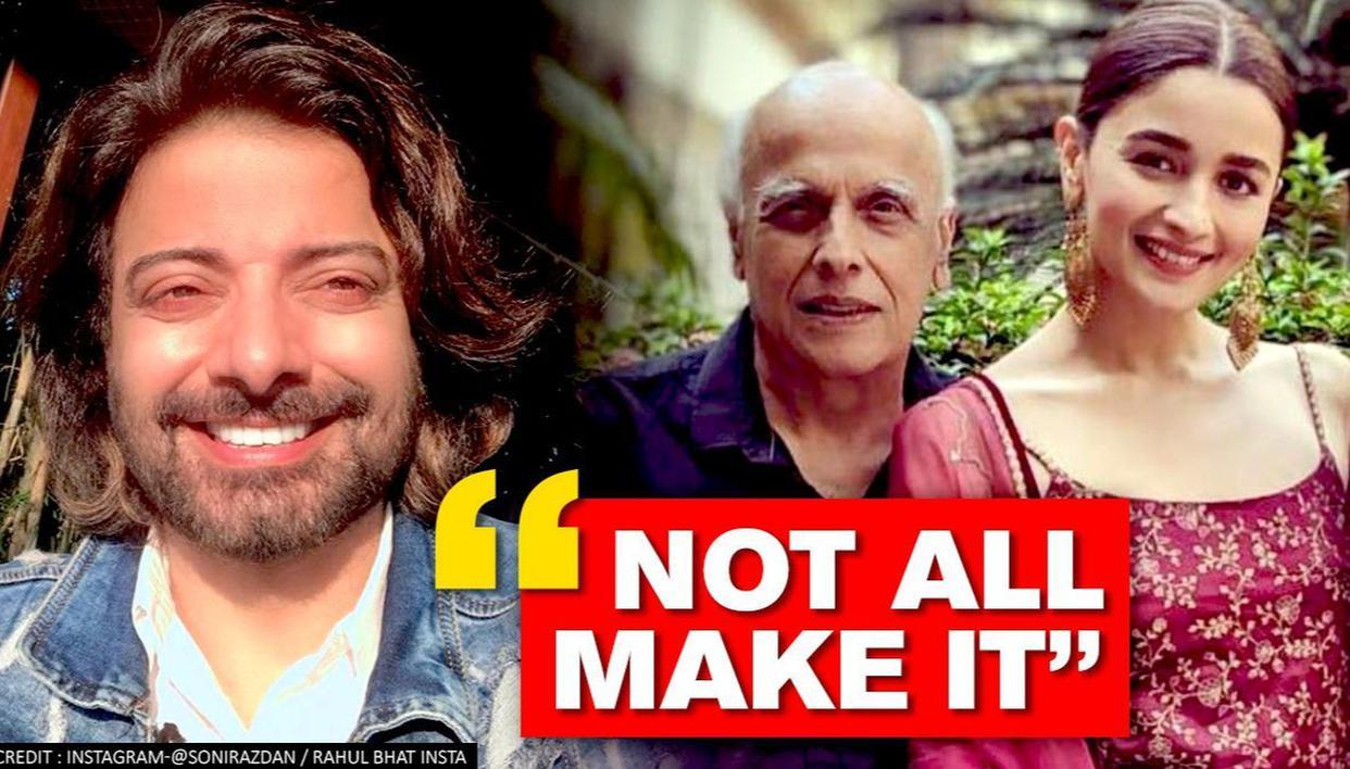 Mahesh Bhatt didn't summon gods for Alia's performances, says Rahul Bhat amid nepotism row - Republic World