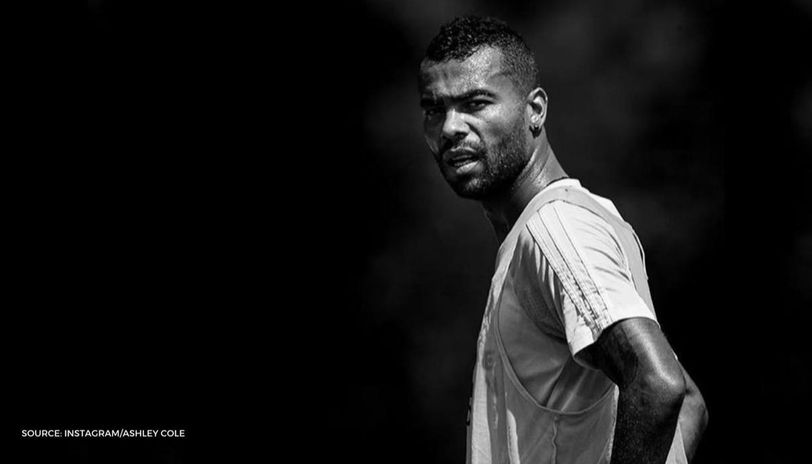 Ashley Cole attacked