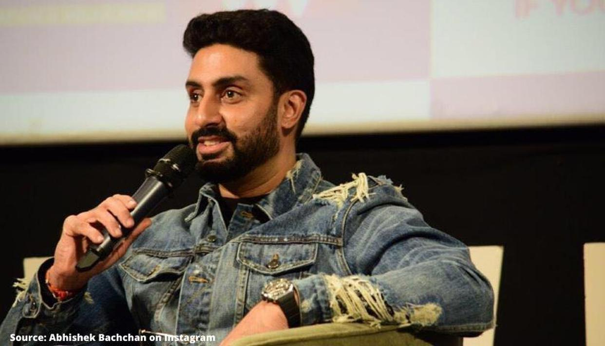 Abhishek Bachchan speaks about 'Breathe', says 'the pressure to perform still exists' - Republic World