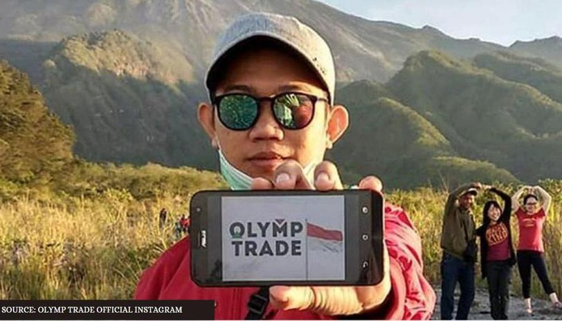 what is the olymp trade app