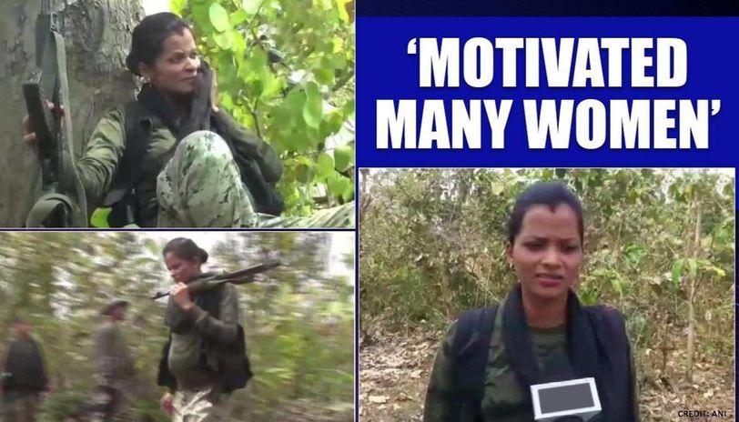 International Women's Day : This pregnant commando patrols worst naxal-hit areas