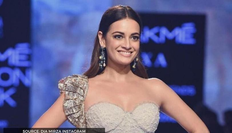 Dia Mirza urges fans to help elderly people amid COVID-19 pandemic