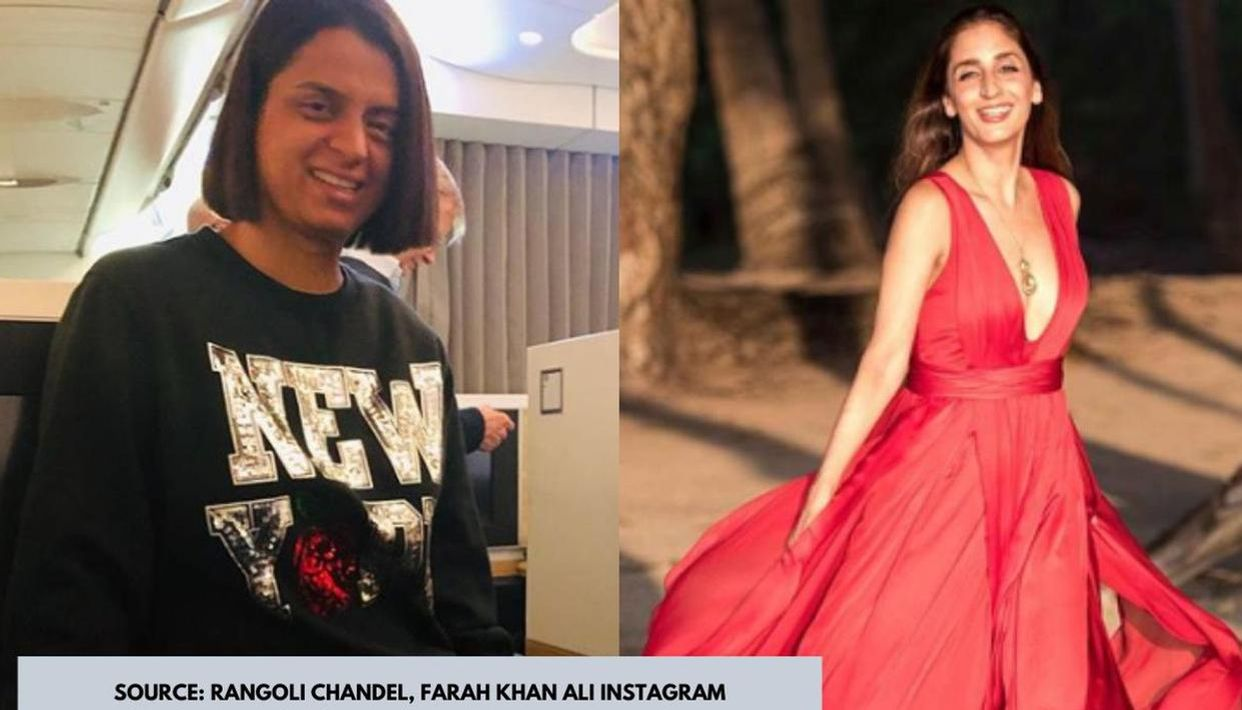Farah Khan Lashes Out At Rangoli Chandel Defends Reporting Her Account On Twitter Republic World