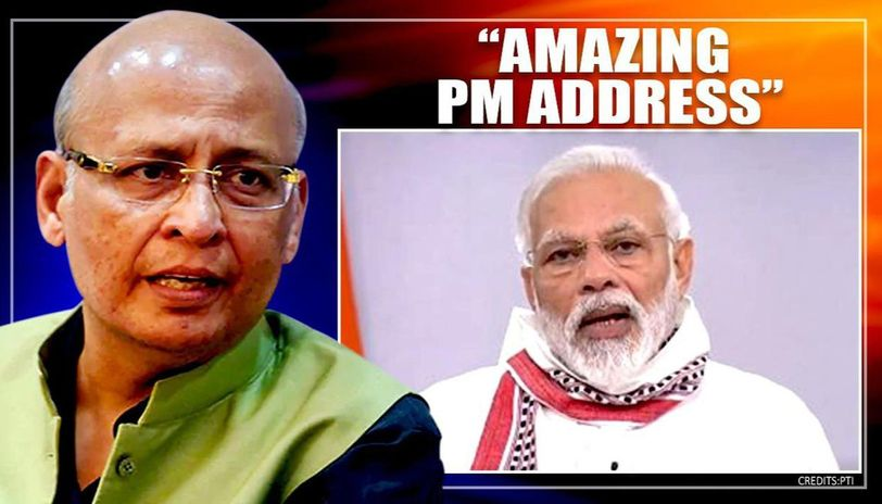 Lockdown extended: Abhishek Singhvi terms PM Modi's address 'amazing' but points loopholes