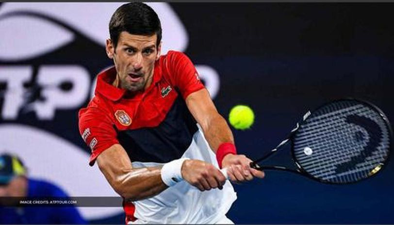 Novak Djokovic Disqualified From Us Open After Hitting Line Judge With Ball Republic World