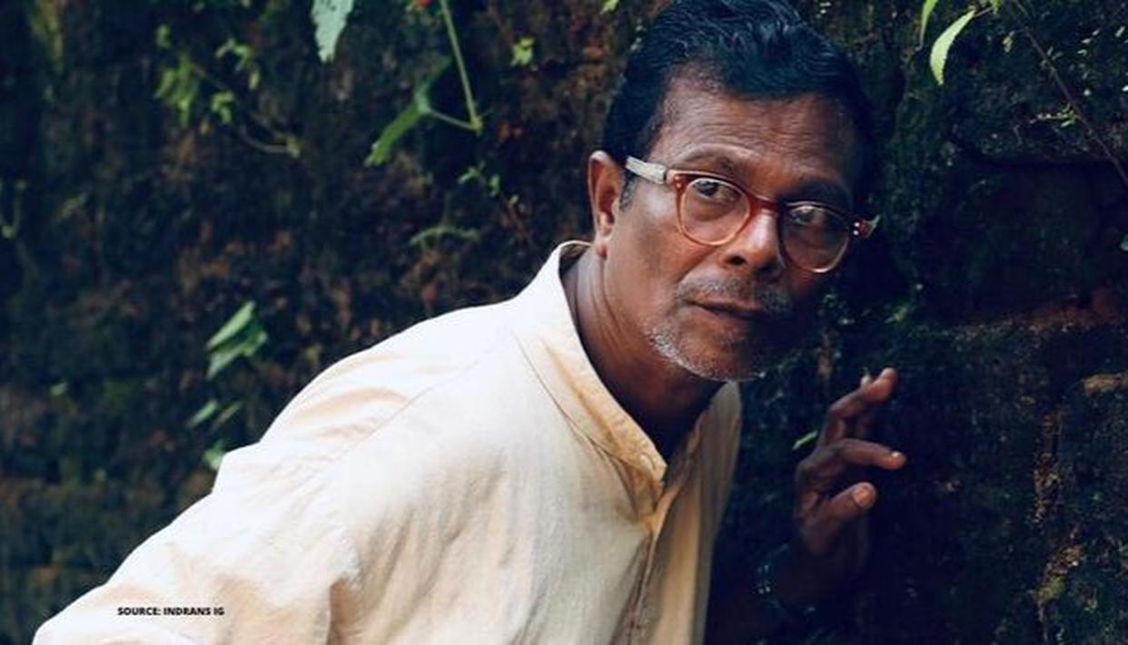 Malayalam actor Indrans stitches face masks amid COVID-19 crisis ...