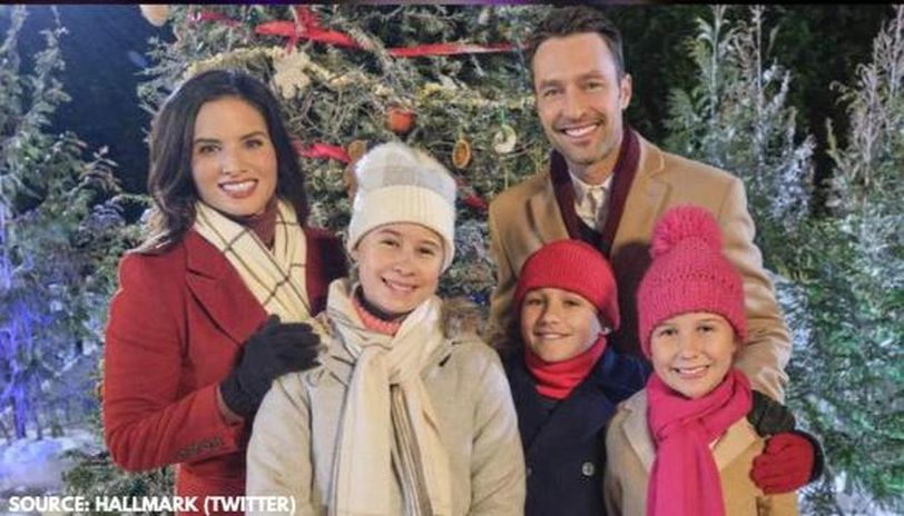 where was christmas with the darlings filmed