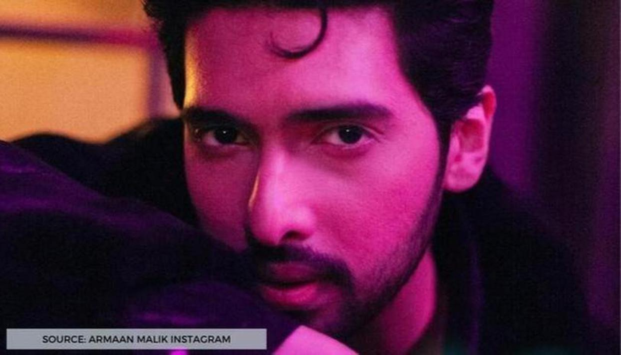 Singer Armaan Malik releases his first English song 'Control'