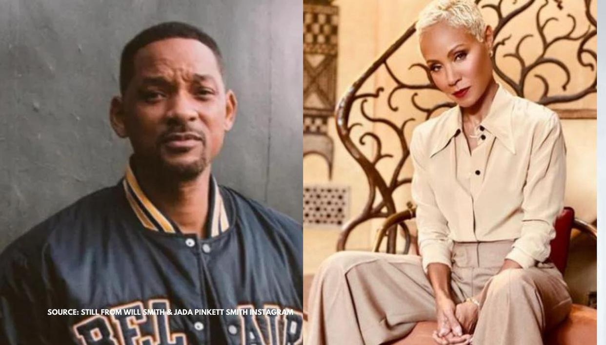 When Will Smith admitted being 'awkward' post watching wife Jada Pinkett with other men