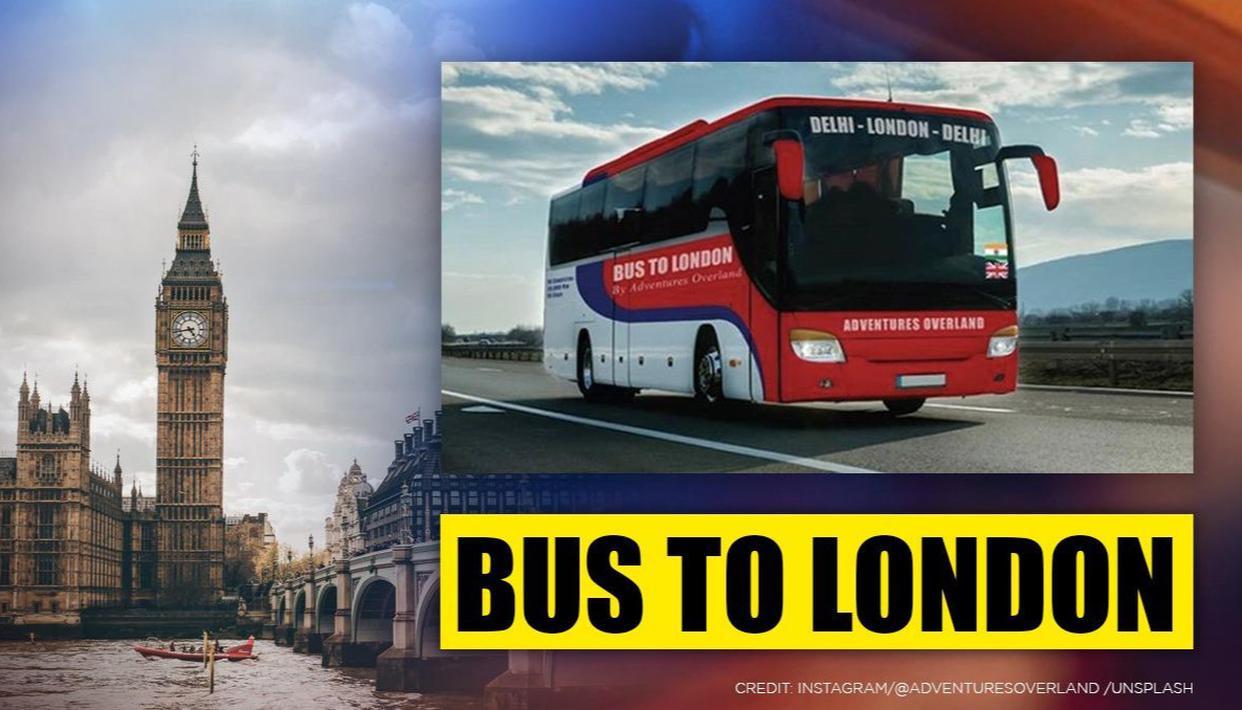 Delhi to London by road: World's 'longest bus trip' set to begin in 2021;  details inside - Republic World