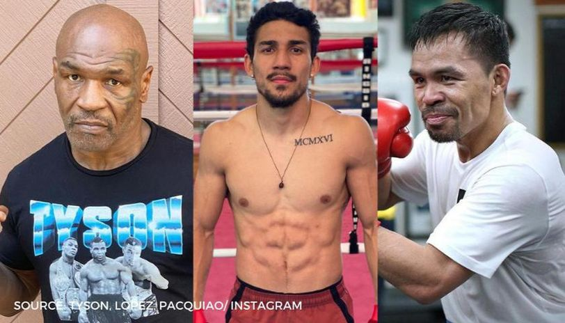 Mike Tyson, Manny Pacquiao, others praise Teofimo Lopez after he defeats Vasyl Lomachenko