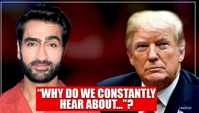 COVID-19: Pak-origin Kumail Nanjiani takes dig at Donald Trump over 'reopening of economy'