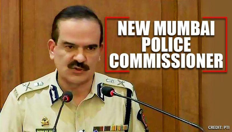 New Mumbai Police Commissioner: Parambir Singh's illustrious career