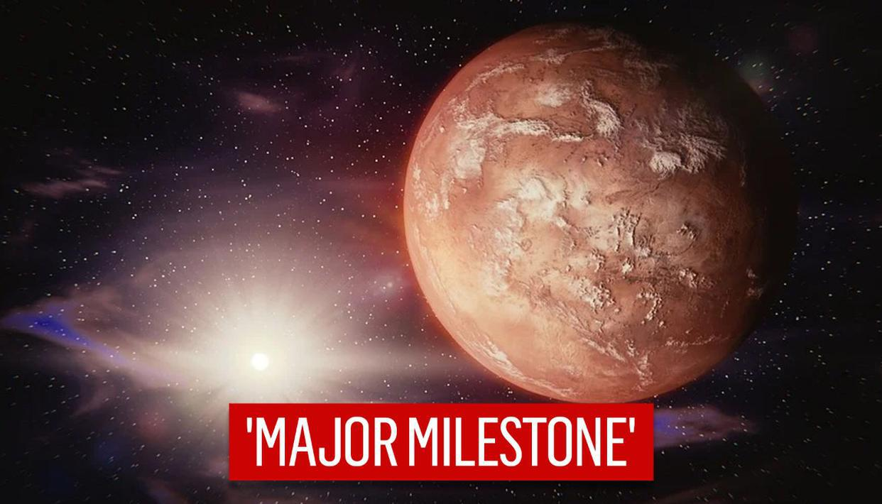Halogen gas discovered in atmosphere of Mars, scientists call it a major milestone - Republic TV