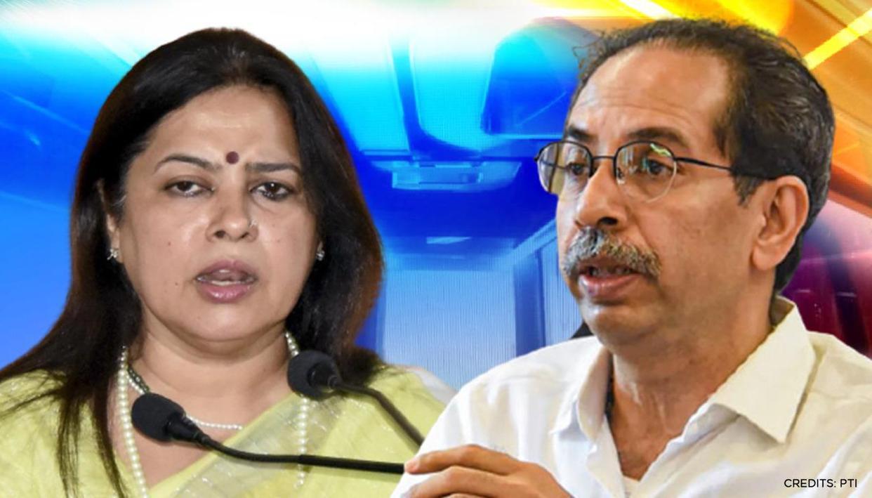 'Shiv Sena is damaging democracy': BJP MP Meenakshi Lekhi on MVA's 'Target Republic' plot - Republic World