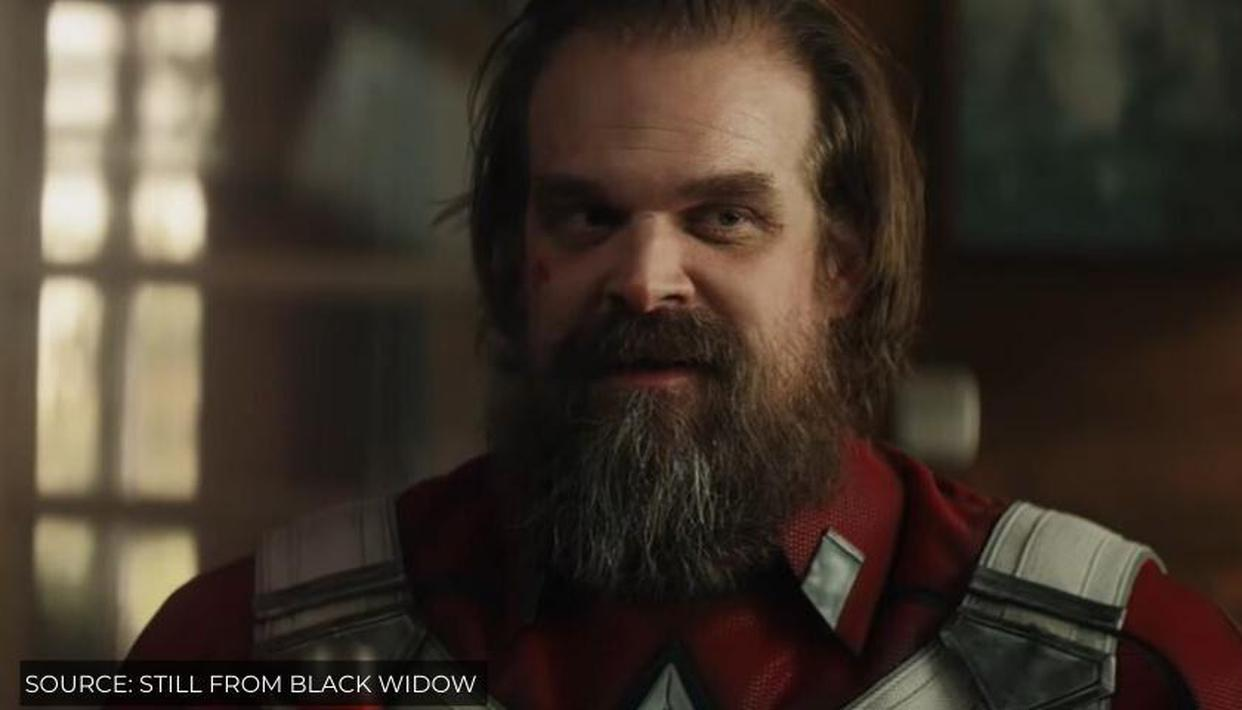David Harbour Wants Marvel to Release Black Widow Digitally