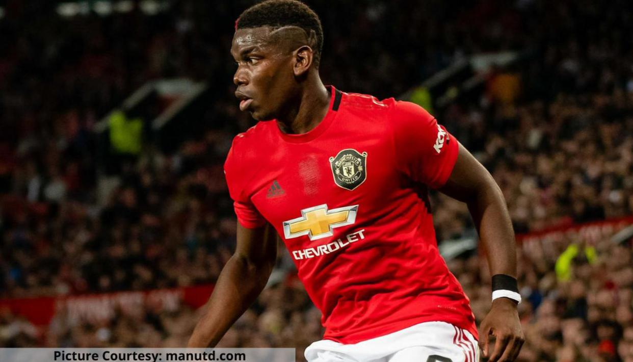 Paul Pogba: Manchester United midfielder sets up coronavirus fundraiser