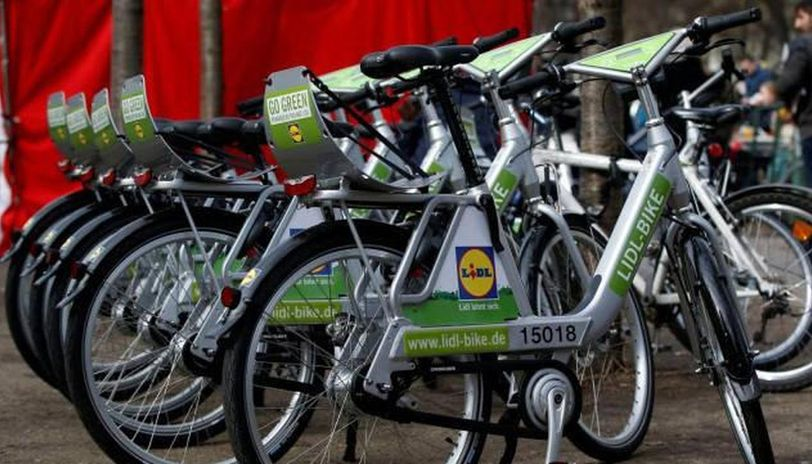 Rent e-cycles at 62 locations in Noida from 2020