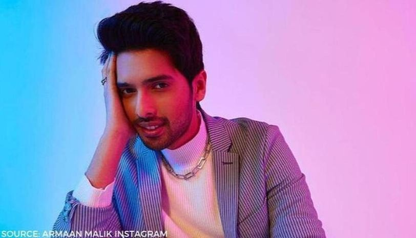 Armaan Malik's cryptic post about throwing his phone leaves fans dropping funny remarks